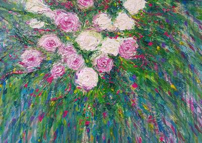 Lisa's Bridal Bouquet